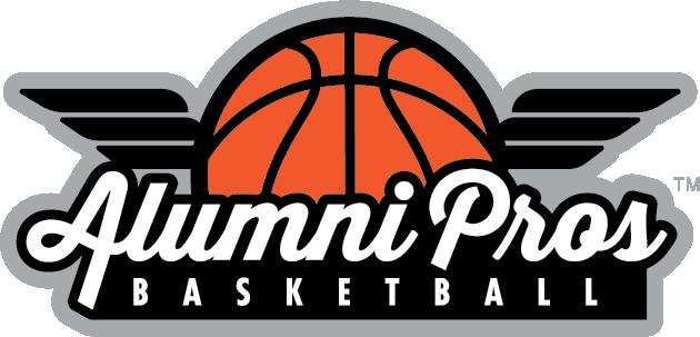 alumni pros logo vegas ballers