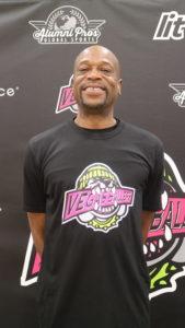 james hollywood robinson head coach vegas ballers